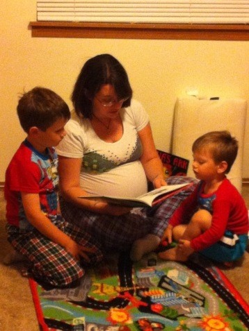 More Story Time