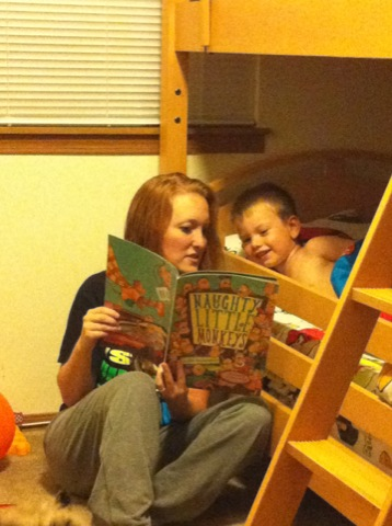 Story Time with Auntie Ali